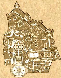 Watykan mapa