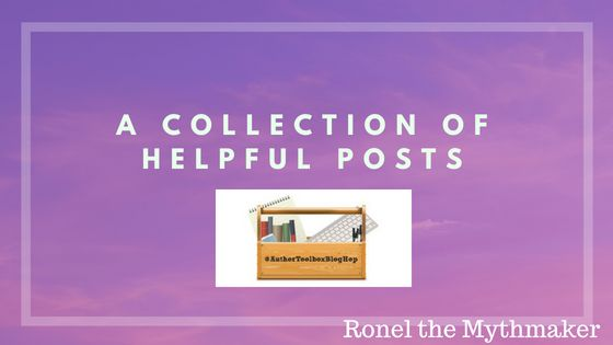 A Collection of Helpful Posts #AuthorToolboxBlogHop