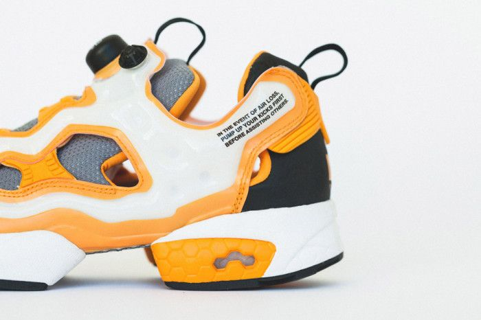 Major x Reebok Insta Pump Fury