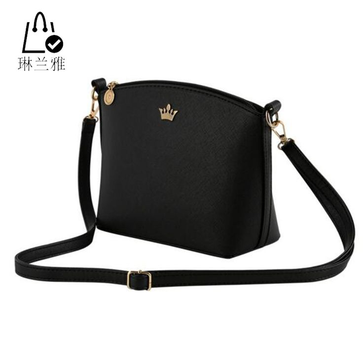 LINLANYA fashion women crossbody bag casual small imperial crown Shoulder Bags Shell messenger bags fashion 2016 women bag Z-153 >>> For more information, visit image link.