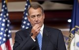 Boehner demands release of Benghazi emails - Boehner demands release of Benghazi emails    By Seth McLaughlin - The Washington Times    House Speaker John A. Boehner called on President Obama to release unclassified emails that apparently show the State Department knew more than it let on following the Sept. 11 attacks on the U.S. Consulate in Benghazi that left four Americans dead.   [...]  5/9....read more>  Washington Times               {follow link here for comprehensive BenghaziGate…