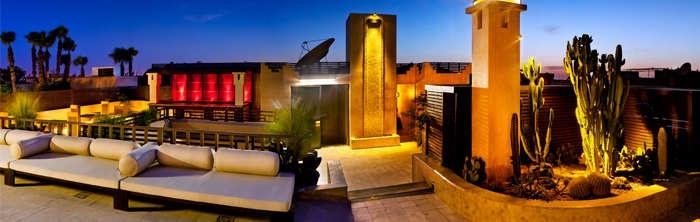 Villa Makassar • Marrakech, Morocco