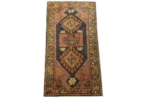 Natural Carpet Rug 30 x 16 feet Small Turkish by kilimwarehouse