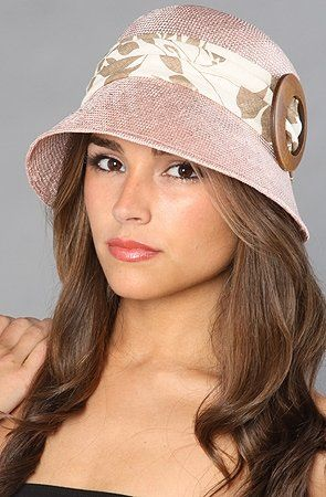 Cute Hats for Women | new look in bucket sun hats for women this summer. By deLux, this hat ...
