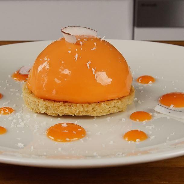 Recette La passion du cheesecake de Frederic Charlet