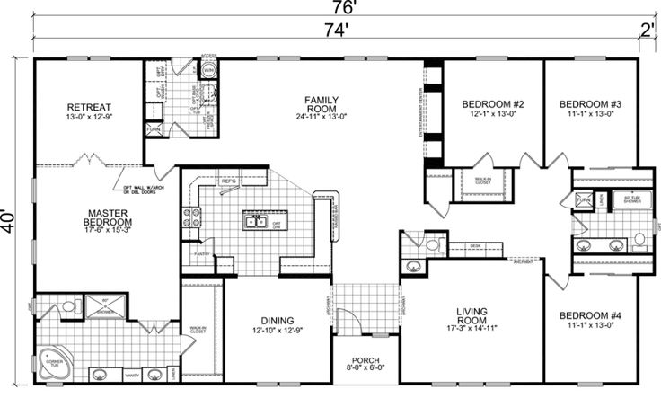 15 Best House Plans Mobile Images On Pinterest House Floor Plans Modular Homes And