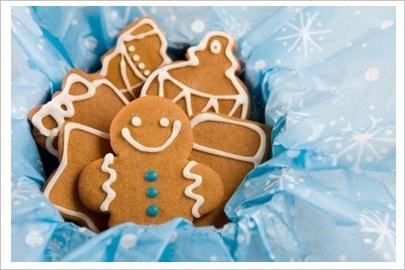 Recette bonhomme de pain d'épices - Recettes de Noël - Noël Momes.net
