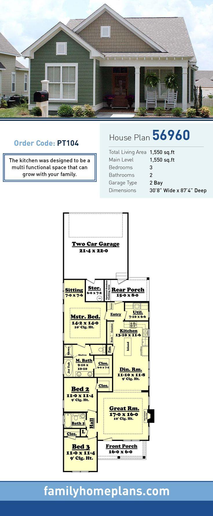 Best 25 narrow house ideas on pinterest narrow house for 2 family house plans narrow lot