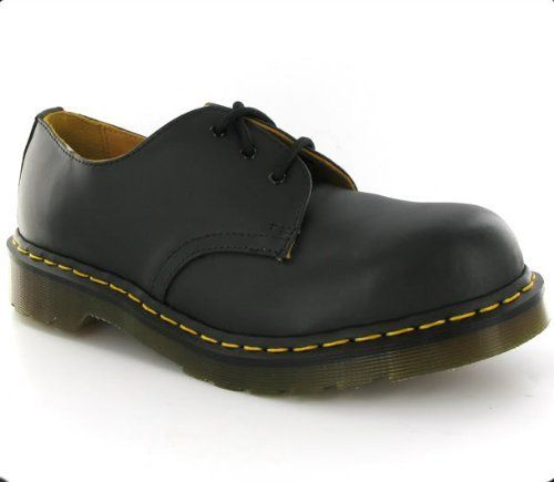 Dr.Martens 1925 Black Steel Toe Womens Shoes Dr. Martens. $135.98