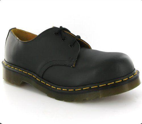 Dr.Martens 1925 Black Steel Toe Womens Shoes Dr. Martens. $135.98