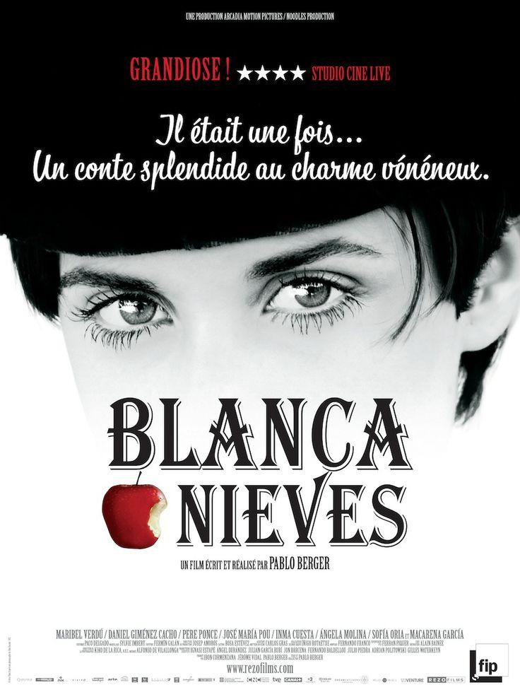 Blanca Nieves de Pablo Berger. Très joli moment !