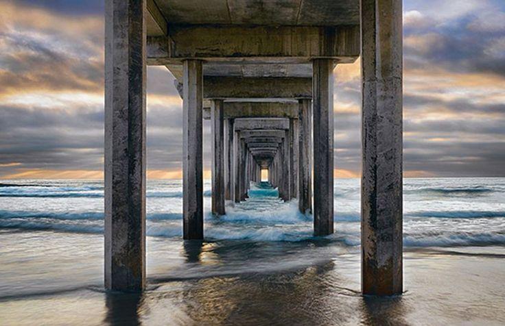 Endless Summer (La Jolla, California) by Peter Lik