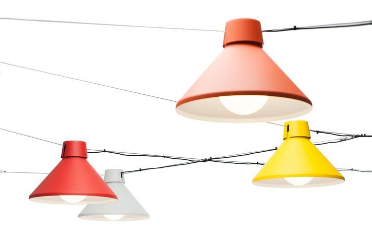 ZERO lighting - Daikanyama by Thomas Bernstrand. Pendants from ZERO Lighting.