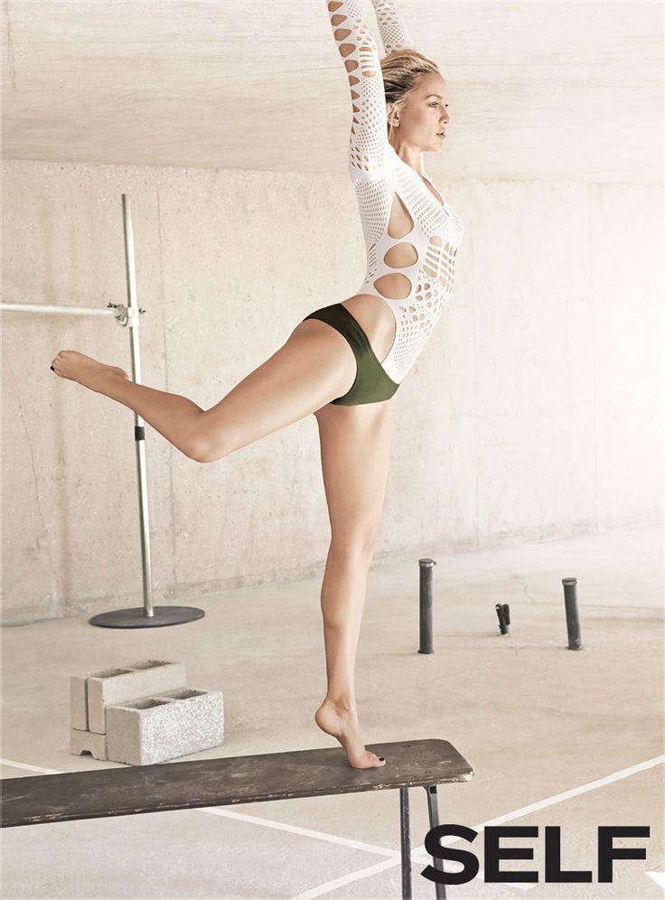 Kate Hudson Shares Her 10 Tips For Healthy Living