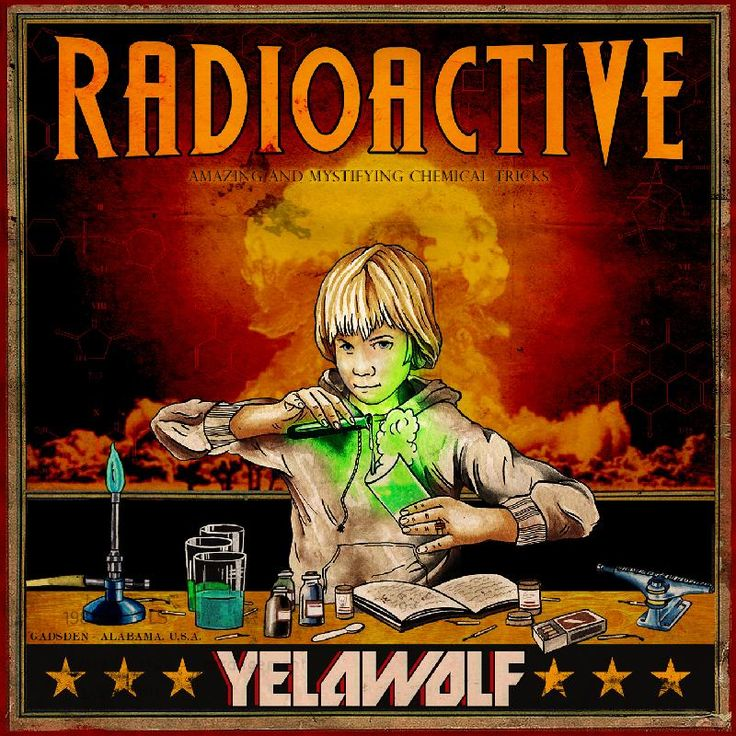 #Radioactive is the #debut studio #album by #American #rapper #Yelawolf. The #album #debuted at #27 on the #USBillboard 200, with #41000 copies sold in its first week. This #album #debuted at #no4 in #US #TopRap #Albums.