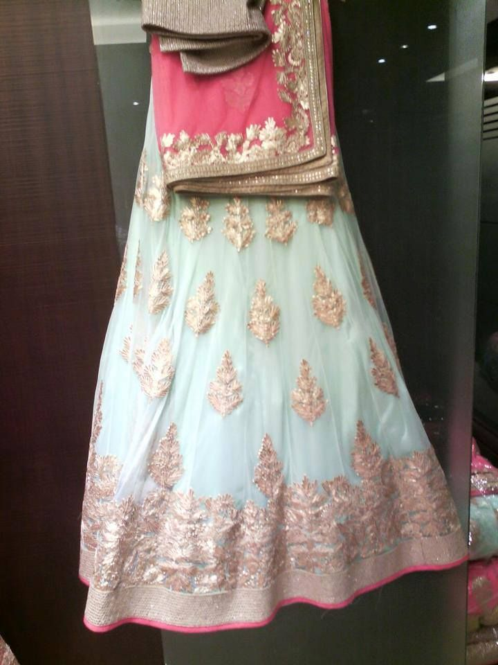 Bridal Lehenga from Poonam Saree Studio