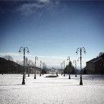 #Oropa sagrato Basilica Superiore #Biella #Santuario #neve #Alpi #Church #MadonnaNera #Piemonte #snow #inverno #winter