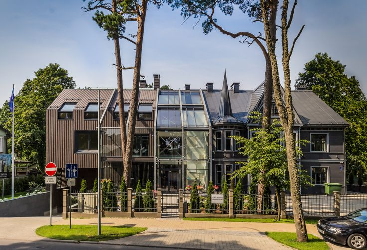 Erg 6 Apartment Building / Arhitektu Birojs MG Arhitekti