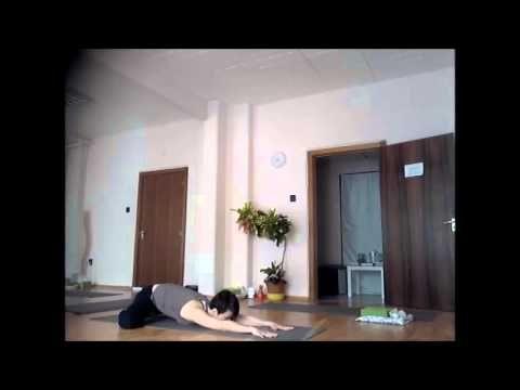 25 perces jóga nyújtás/lazítás - YouTube