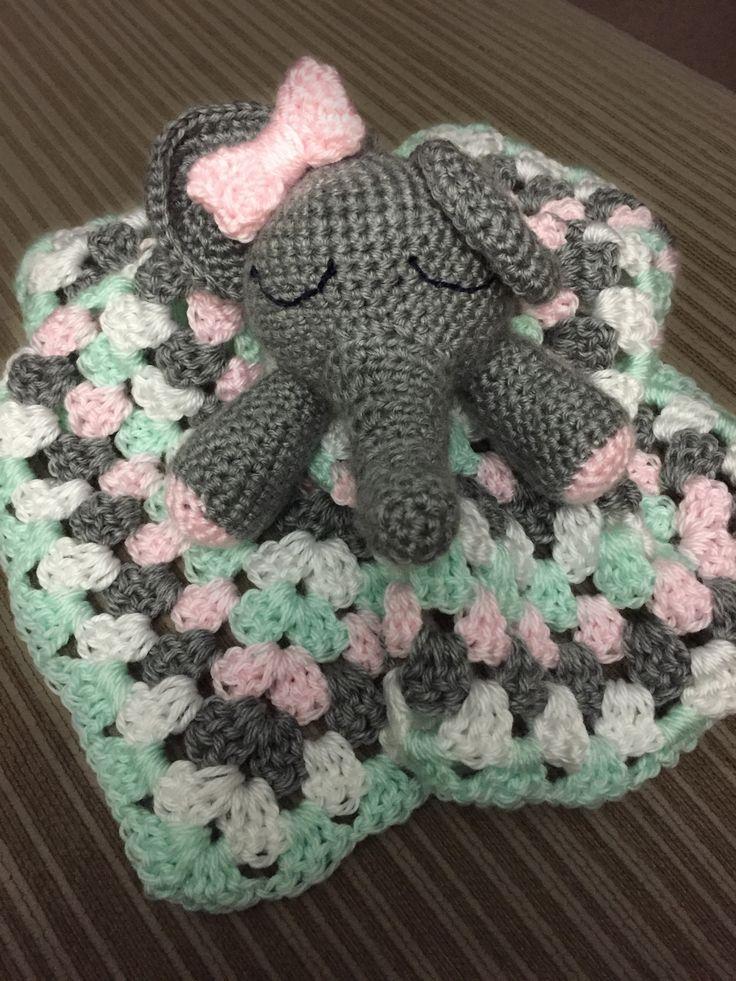 Amigurumi Elephant Snuggle : Les 98 meilleures images ? propos de Elly sur Pinterest ...