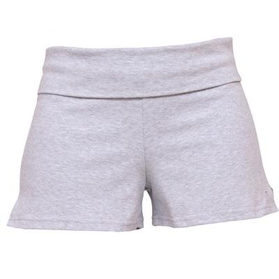 S67 Boxercraft Grey Ladies Spandex Athletic Practice Shorts #sports #shorts #advetising | College University Customized Shorts | High School Sportswear Apparel