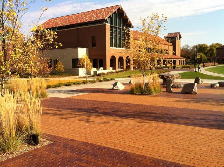 Graham Commons, University of Northwestern St. Paul, MN