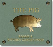 amazing...The Pig, Brockenhurst - highly recommended
