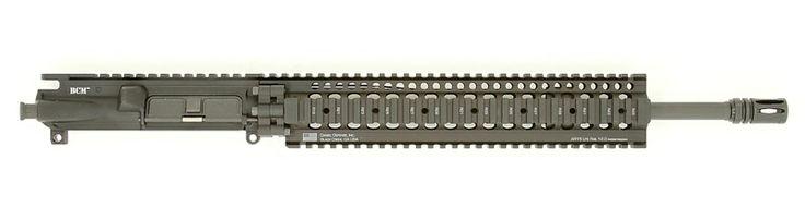 """BCM 16"""" Mid Length LIGHT WEIGHT Upper Receiver Group w/ Daniel Defense LITE 12"""" Handguard"""