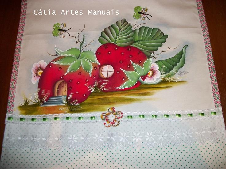 passo a passo da pintura no meu blog  http://www.catiaartesmanuais.com/