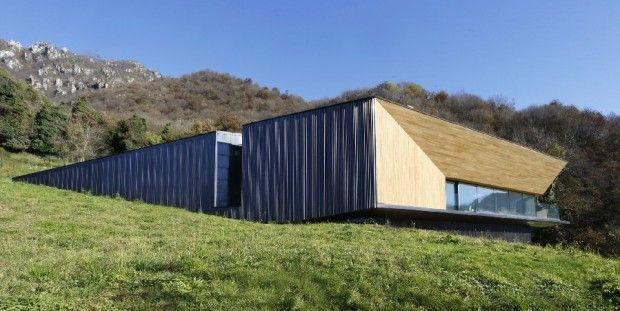 Villa dans les Alpes par Camillo Botticini Architect - Journal du Design