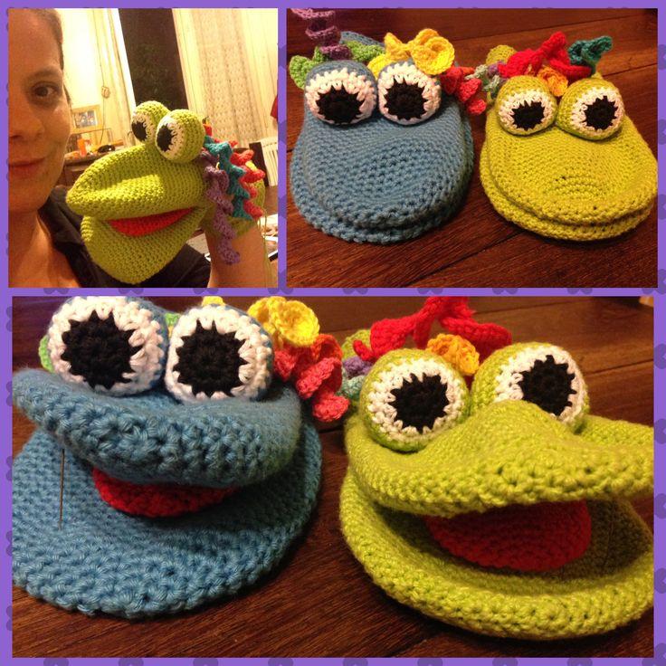 Crochet títeres