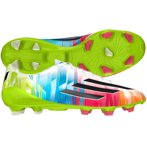 adidas Mens F50 Adizero TRX Messi FG Soccer Cleats