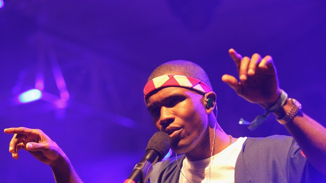Frank Ocean Comes Out