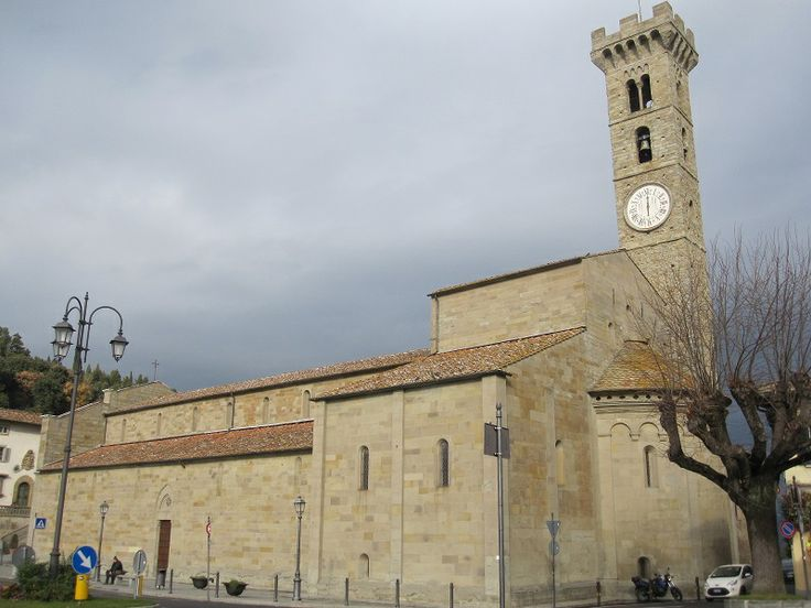 de kathedraal van Fiesole