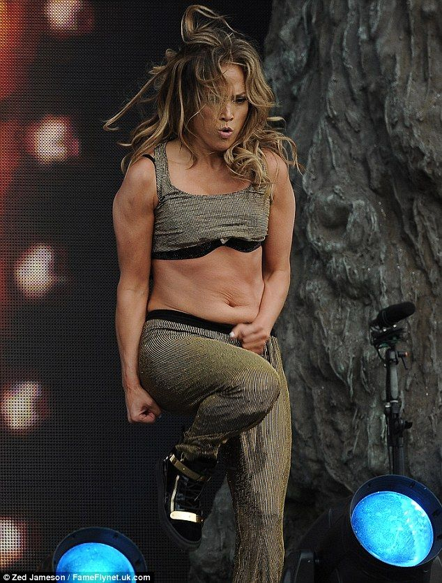 Trying to keep up with Beyonce is no easy task!!!.. JLO