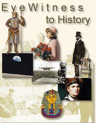 Eyewitnesstohistory website with many Primary sources including diary entries from colonists