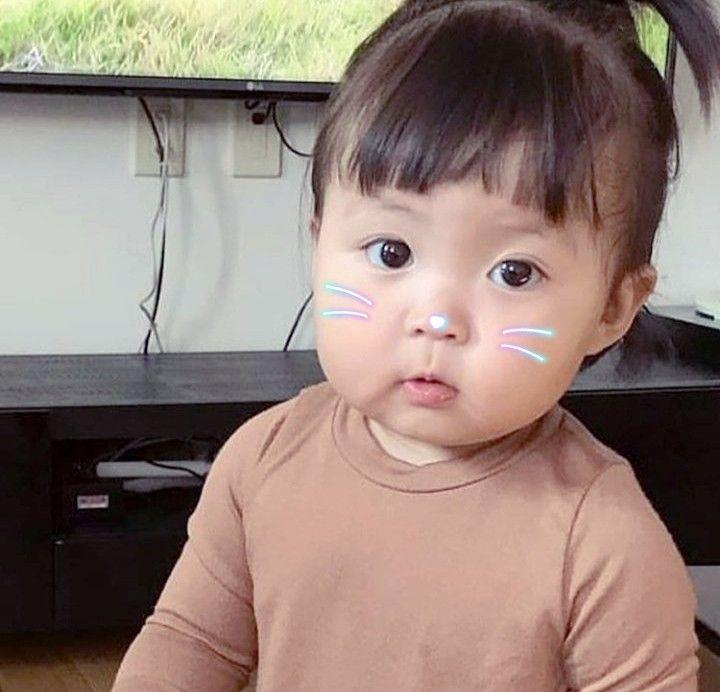 Pin Oleh Rittika Di Jinmiran Foto Anak Lucu Gambar Bayi Bayi