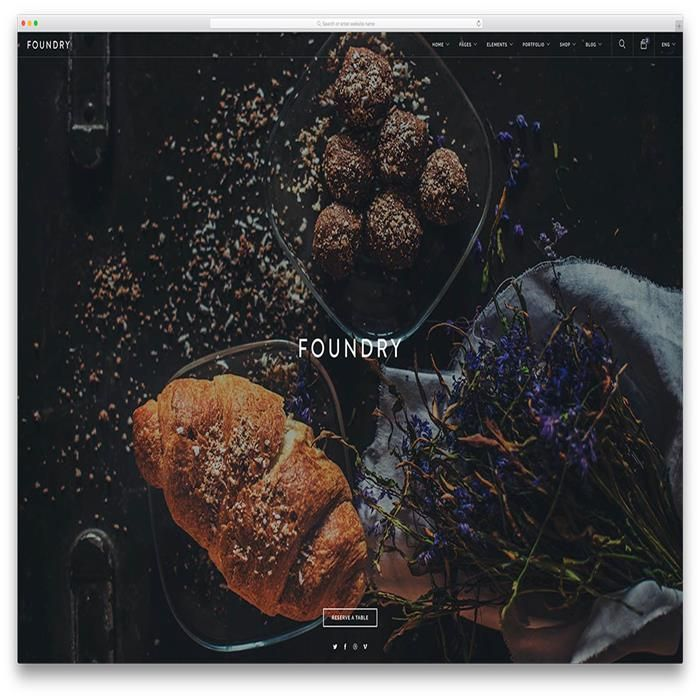 foundry-multipurpose-restaurant-website-theme-template