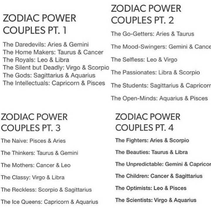 Freakiest In Bed Zodiac Sign Pictures To Pin On Pinterest