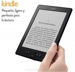 Czytnik e-booków Wrocław Amazon kindle 5 WiFi (wersja bez reklam) W ofercie mamy również czytniki: Nook Prestigio Sony