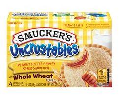 Smucker's Uncrustables;)
