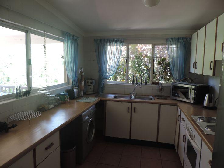 Kitchen....upstairs flat...