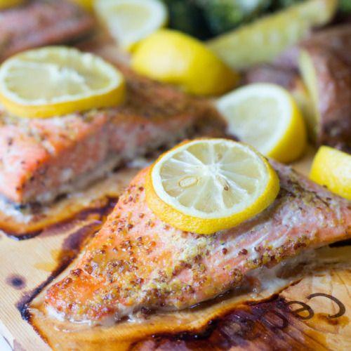 How to Make Cedar Plank Salmon & Veggies In The Oven  honey  Mein Blog: Alles rund um die Themen Genuss & Geschmack  Kochen Backen Braten Vorspeisen Hauptgerichte und Desserts