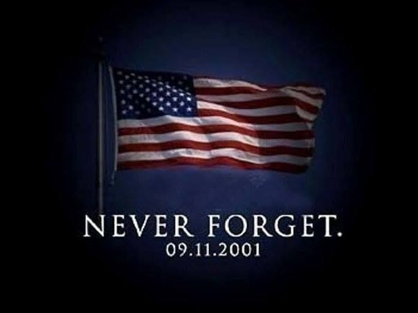 09/11/2001....I will never forget