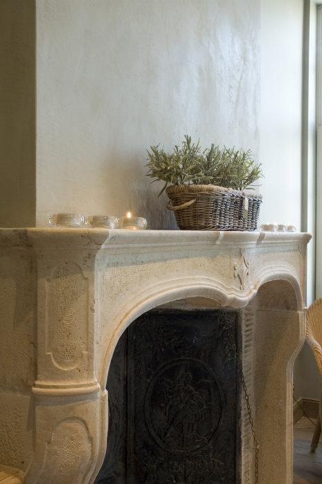 Bourgondisch-Kruis Burgundian Cross - Rustic building - Achievements - Living Room