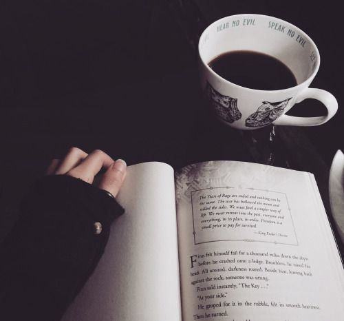 "sleepybookowl: "" Mornings like this ✨ """