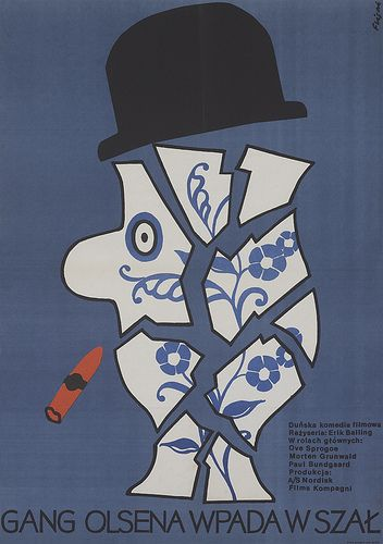 Jerzy Flisak, Gang Olsena wpada w szał, ORIGINAL - 1978