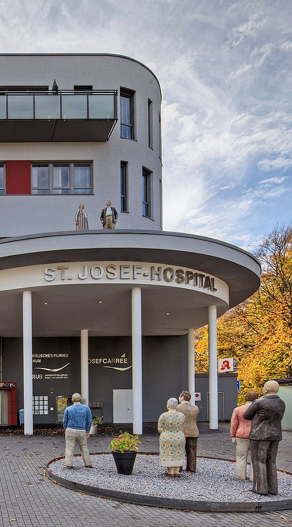 """""""Entschieden durch 3D-Visualisierungen""""    St. Josef-Hospital in Bochum"""