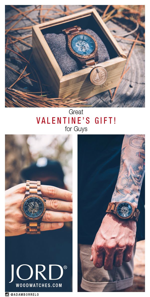 Time with the one you love is always well spent. Give them a gift to remember, a natural wood watch from JORD! Wood represents strength and endurance making it the perfect gift to celebrate your time together. The automatic movement, sapphire glass, and deployant buckle elevate the Dover to a collectible model.Shipping worldwide!