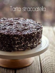 Bocados dulces y salados: Tarta stracciatella
